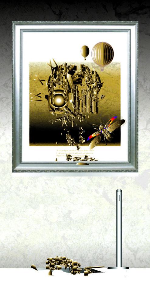 2017 展示中の絵