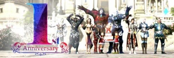 正義と向き合うMMORPG『BLESS』 1周年記念イベントを開催したよ~!!!!