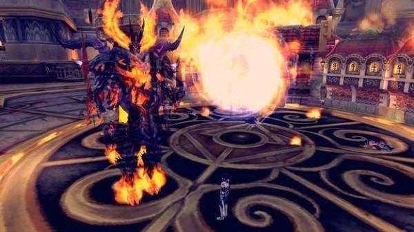 アニメチックファンタジーMMORPG『幻想神域』 天空の塔に上級階層を追加したよ