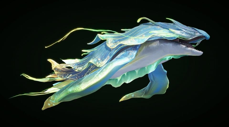 ノンターゲティングアクションRPG『黒い砂漠』 美しき深海の新エリア「プロティ洞窟」に「シクライア海底遺跡」を実装