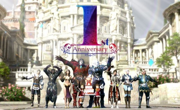正義と向き合うMMORPG『BLESS』 サービス1周年を記念して総額100万円分のWebMoneyが当たるイベントを開催するよ~!!!!