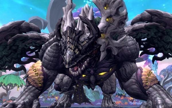 爽快アクションRPG『ドラゴンネストR』 機械仕掛けの獣人少女「マキナ」の新クラスを実装