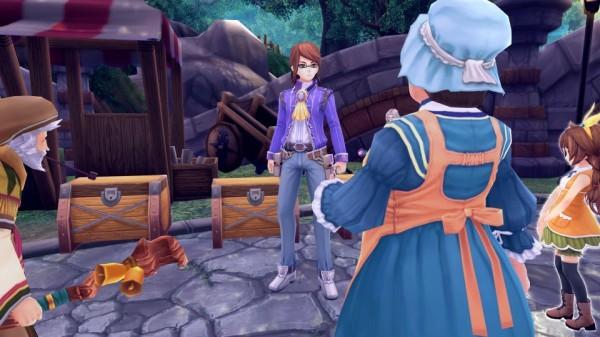 アニメチックファンタジーオンラインゲーム『幻想神域』 イベント「露天商の絶品料理」を開催したよ