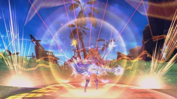 アニメチックファンタジーMMORPG『幻想神域』 新職業「ギター」を実装