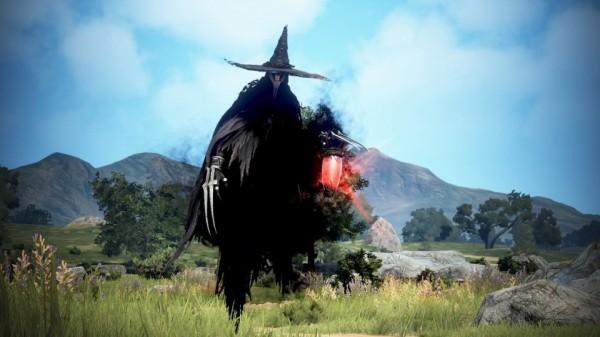 ノンターゲティングアクションRPG『黒い砂漠』 黒き魔女「イザベラ」や新モンスター「スプーク」も出現するハロウィンイベントを開催