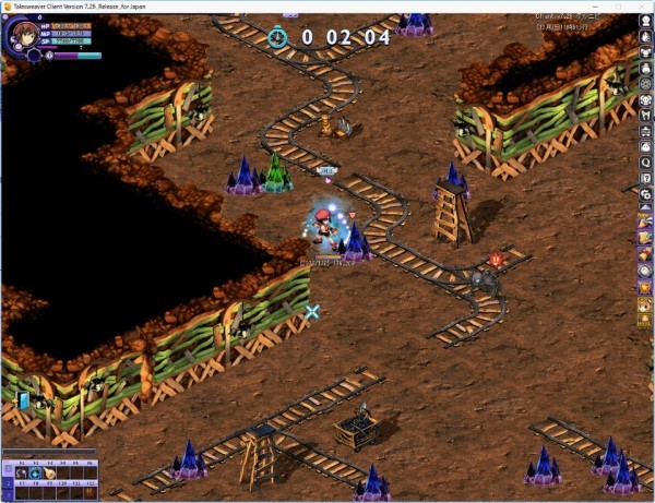2DファンタジーRPG『テイルズウィーバー』 冬期う限定イベント「異次元の侵略者<深謀編>」を開催