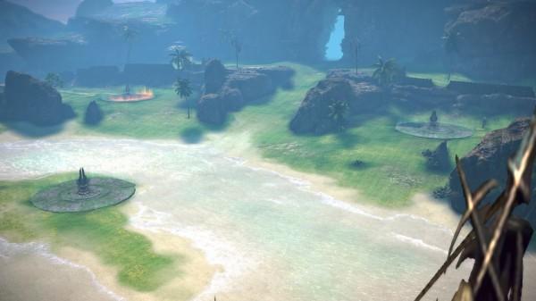 ファンタジーMMORPG『TERA』 新戦場「白浜の占領戦」を実装
