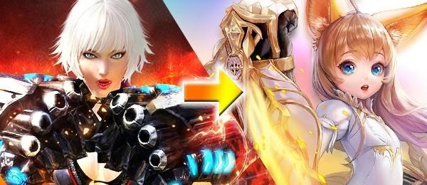 ファンタジーMMORPG『TERA』 11月7日に強くてかわいい「エリーンファイター」の実装が決定したよ~!!!!