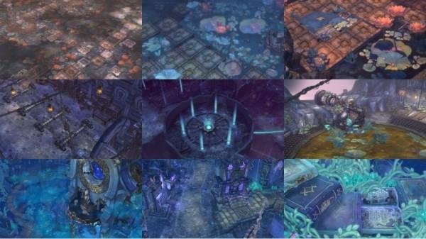 2DファンタジーMMORPG『ツリーオブセイヴァー』 レベル上限が390に拡張&転職可能ランクに10ランクを追加