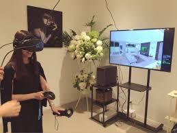 フランフラン 青山 VR体験