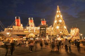 東京ディズニーシー2017クリスマス