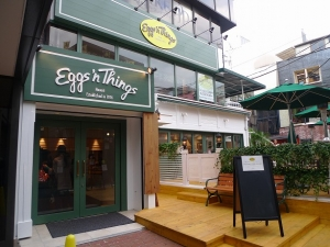 Eggs n Things原宿店