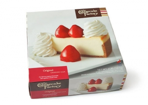 THE CHEESECAKE FACTORY オリジナルチーズケーキ