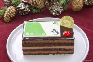 まめやのクリスマスケーキ