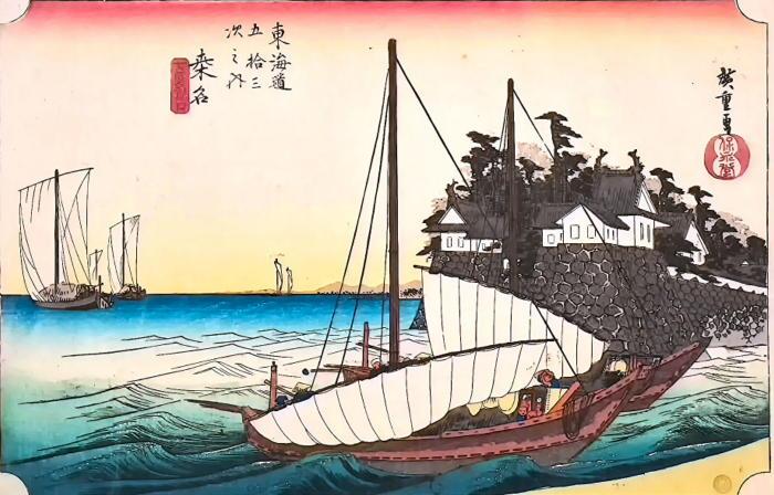 Utagawa Hiroshige 0126 0922