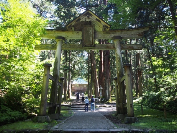 白山神社(10)
