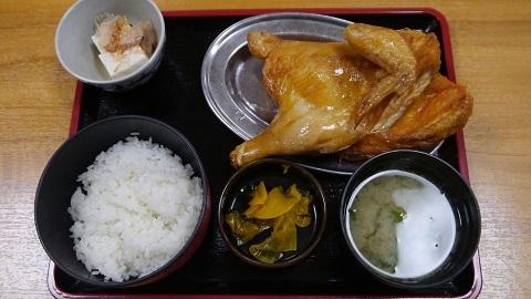 小樽市 若鶏時代なると本店