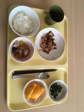 病院食(入院・手術、そして退院)