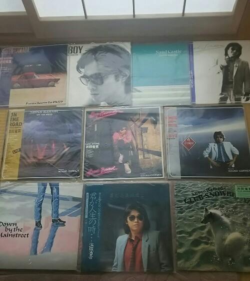 省吾のレコード