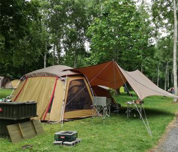 キャンプサイト2017