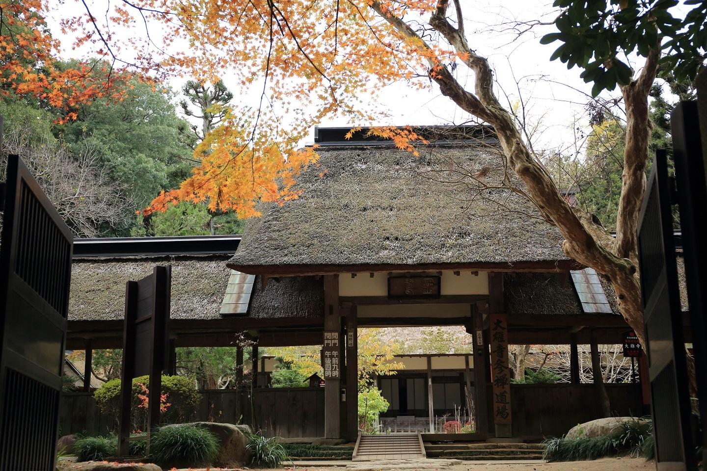20171122 ブログ 茅葺の厳かなお寺.jpg