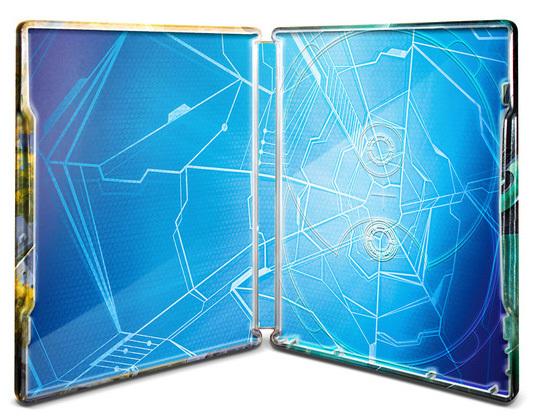 スパイダーマン:ホームカミング セブンネット スチールブック steelbook