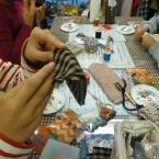 小学生の手芸教室11月
