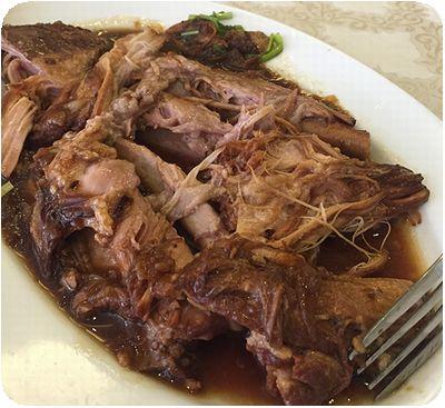 蘭姥姥肉くづし