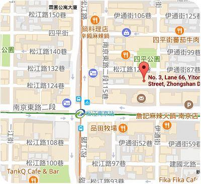 蘭姥姥地図