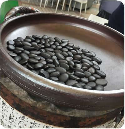 炭道備長炭海鮮焼烤鍋