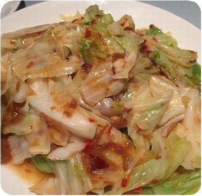 豐華小館 白菜