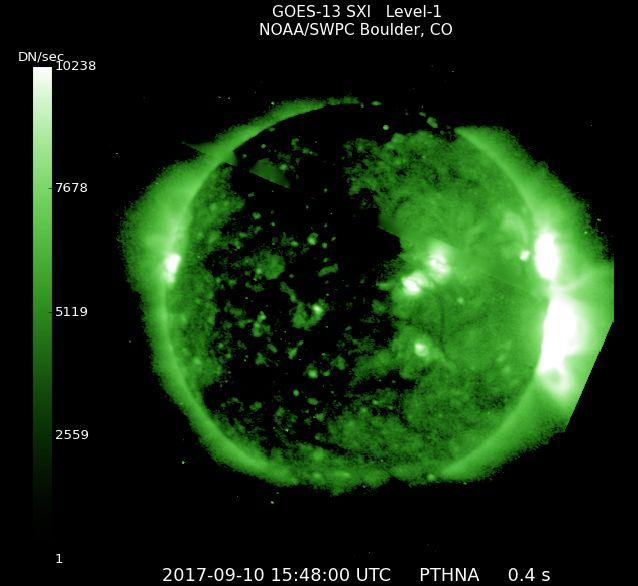 【太陽フレア】磁気嵐は去ったが、「太陽活動」は現在も活発な状況が続いている模様