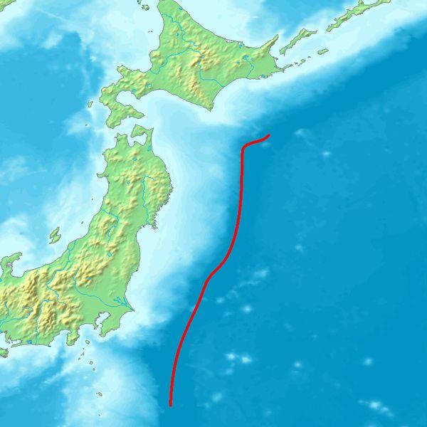 「日本海溝」が東北地方付近を圧縮し、ひずみが集中…内陸型地震の多発の要因か