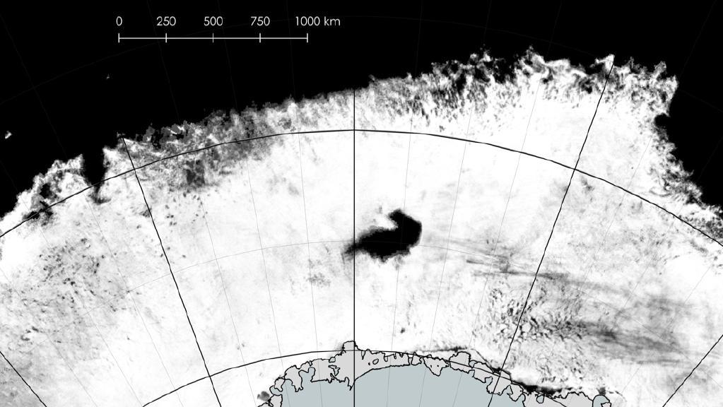 【地球空洞説】南極に「超巨大な謎の穴」が出現し、研究者たちも困惑…潜水ロボットを使い、調査へ