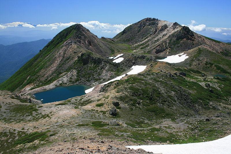 【石川】白山の山頂付近でM2.3の地震発生…火山性地震は「108回」観測