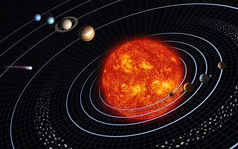 【銀河】太陽系ってなに?太陽が燃え尽きたら、人類も含めた全生物が消え去るのかな?