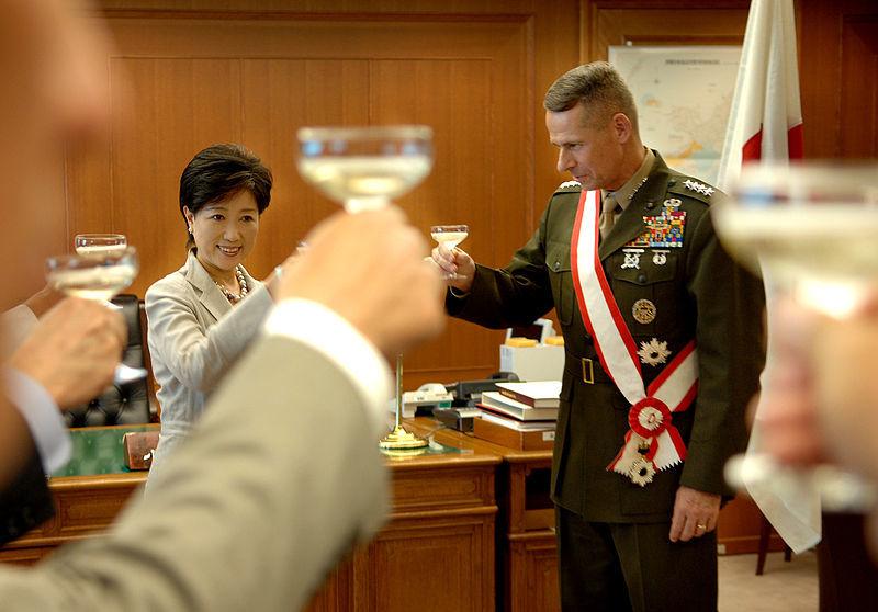 【噂】政府関係者「小池百合子東京都知事はCIAのエージェントかもしれない」