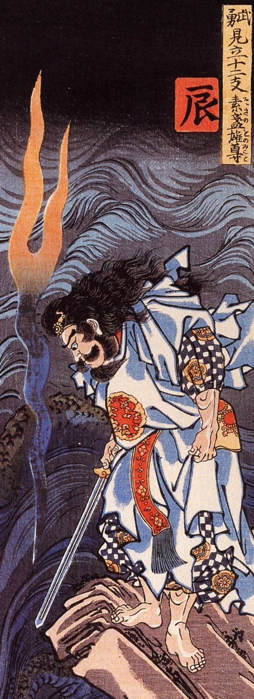 【神様】「津波」と「神社」の位置には関係があった…「スサノオ」を祀っている神社は被災を免れていた!