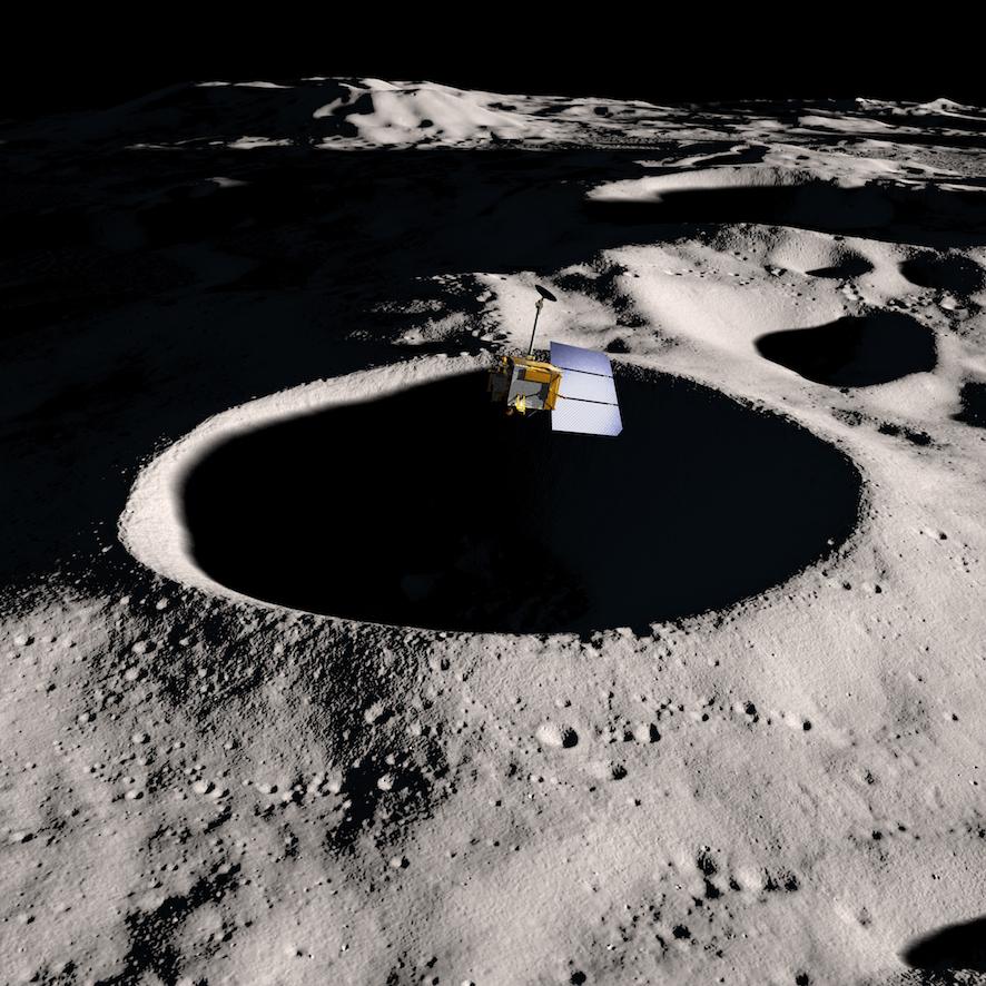 【珍事】NASAの月上空にある探査機が「隕石」と猛スピードで衝突していた!