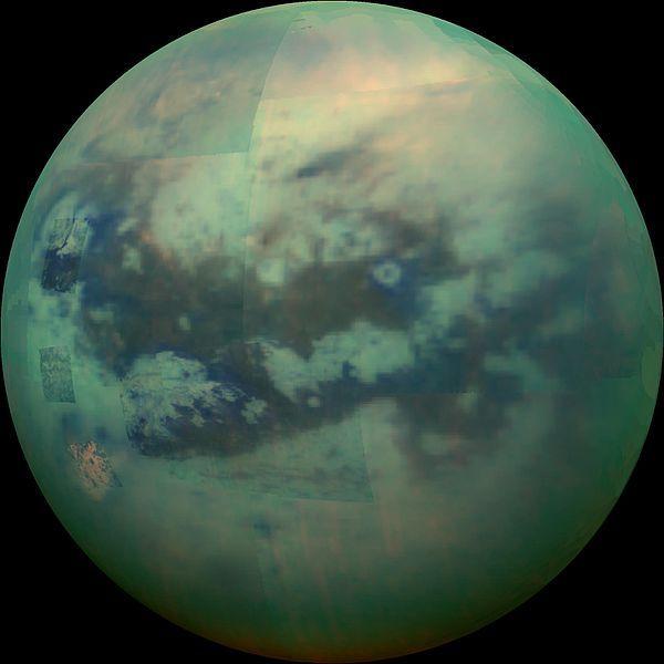 【シアン化ビニル】土星の衛星タイタンに存在する湖に「ビニール製の生命体」が存在か
