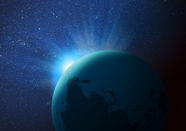 【水の惑星】地球は生命に適した「特別な惑星」だった!