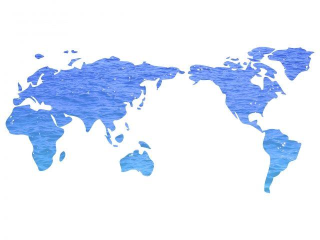 【気候変動】ロンドンから上海が「地球温暖化」により水没のおそれあり