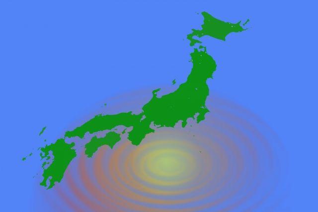 【南海トラフ】11月15日以降からプレート境界で深部低周波地震が続く…わずかな地殻変動捉える、スロースリップか?