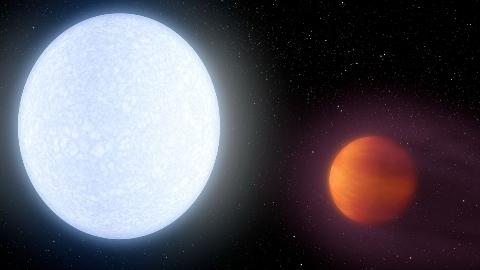 【NASA】表面温度が「4300度」もあるメッチャ熱い惑星を発見「惑星の概念を覆す大発見」
