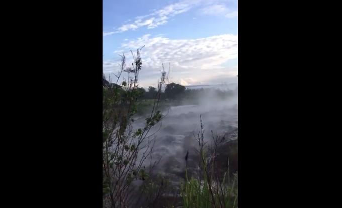 【中米】コスタリカで噴火した火山から泥流が発生…有毒ガスが広がり「野生生物」死滅か
