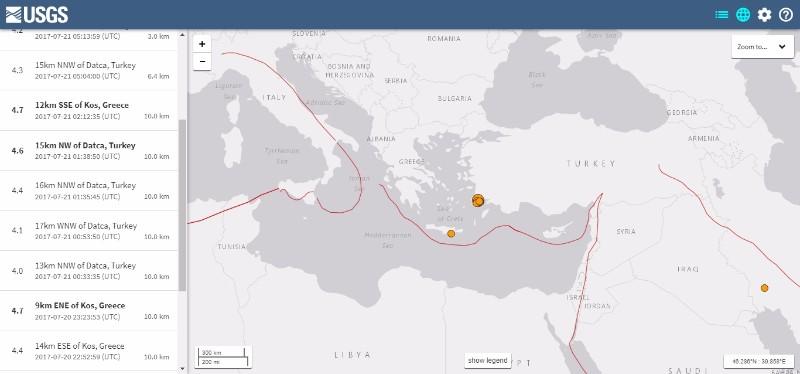 【トルコ】エーゲ海で「M6.7」の地震…470人あまりが負傷