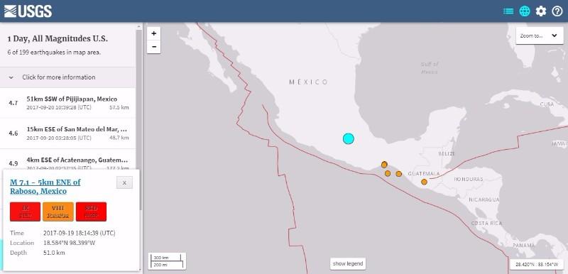 【周期説】メキシコ「32年前に大地震あったし、今日は避難訓練するか」 → 2時間後「M7.1の地震発生」