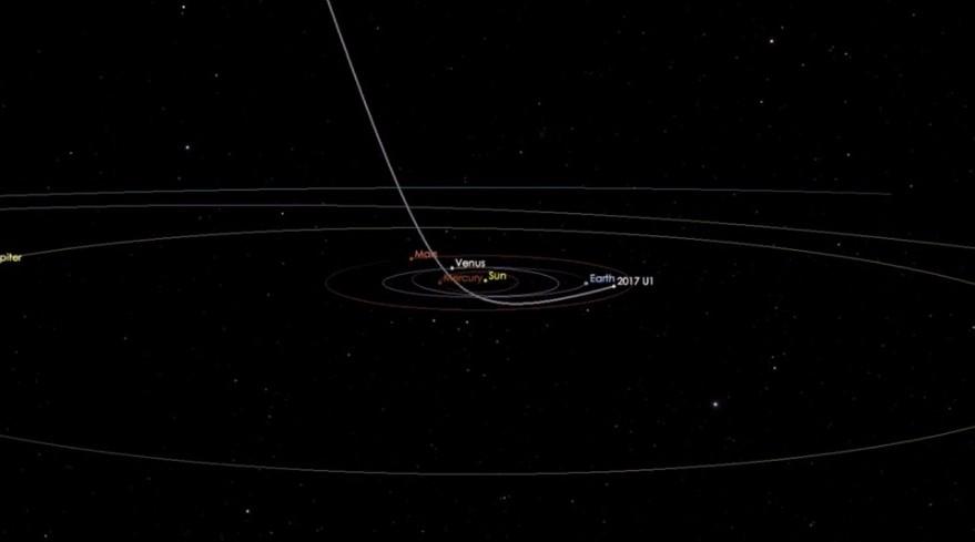 【NASA】太陽系を「謎の天体」が通過中…太陽系外からの飛来なら観測史上初