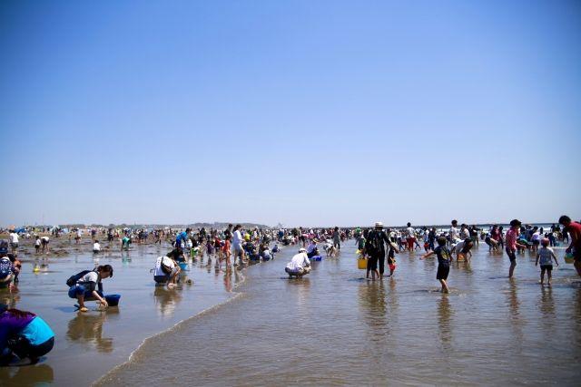【記録的放射能】福島原発周辺の海水浴場の砂の中は「10倍」もセシウム濃度が高いことが判明