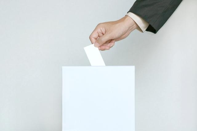 【選挙】大型台風来てるけど投票には行った?あれ「白票はダメ」とか言う奴いるけどなんなの?